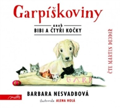 Garpíškoviny [Audio na CD]