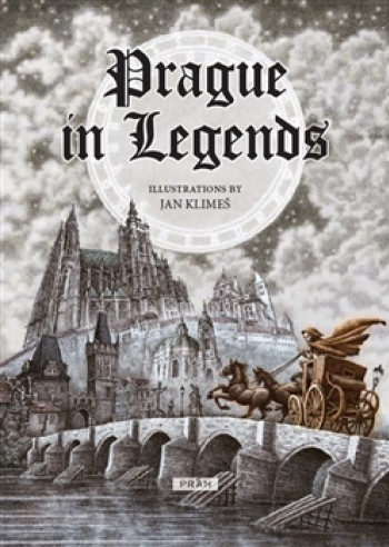 Prague in Legends  - Anglicky