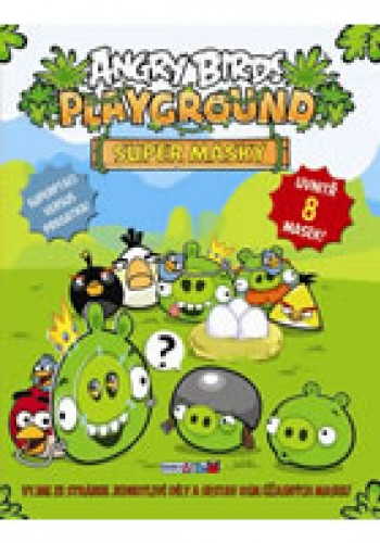 Angry Birds Playground - Super masky
