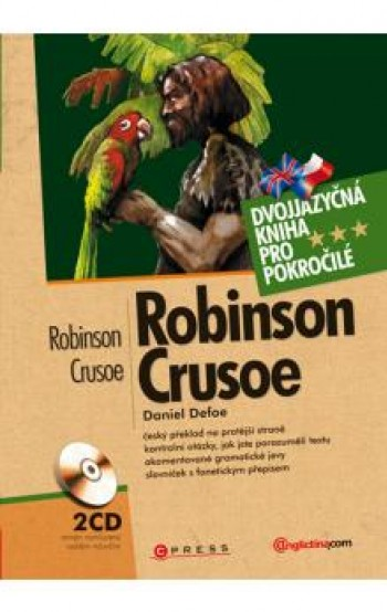 Robinson Crusoe + CD