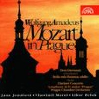 Wolfgang Amadeus Mozart in Prague