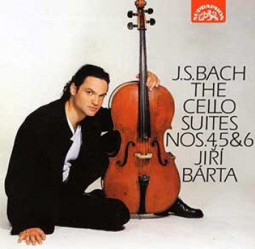 J.S.Bach - The Cello Suites nos.4,5,6