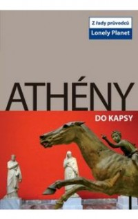 Athény do kapsy Lonely Planet